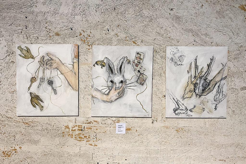 Måleri av Susanna Bark